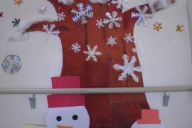 クリスマス ~サンタさんがやってきた~